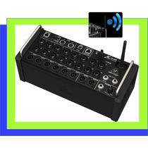 Mezcladora Behringer Xr18 Digital Rack Consola