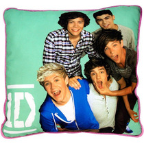 One Direction Cojin, Almohada Zayn, Louis, Liam, Harry, 1d