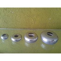 Moldes De Aluminio (ovnis)