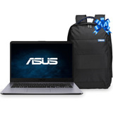 Laptop Gamer Asus X505 Amd A9 4gb 1tb 15.6 Radeon + Mochila