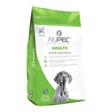 Alimento Nupec Nutrición Científica Perro Adulto Raza Mediana/grande 20kg