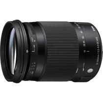Sigma Lente 18-300mm F/3.5-6.3 Dc Macro Os Hsm Para Nikon
