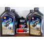 Filtro K&n Para Moto Mas Aceite Sintetico Shell 10w 40