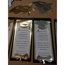 Invitaciones Graduacion Preescolar Primaria 60 Unidades En Venta En
