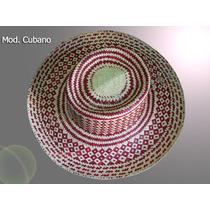 Sombrero Cubano Palma (panamá) Ala Ancha Lbf