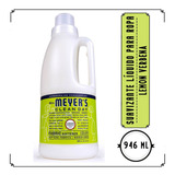Mrs.meyer's Clean Day Suavizante Líquido,lemon Verbena,946ml