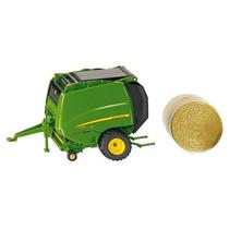 Toy Tractor Agricola - Siku John Deere Baler 1:32 Miniatura