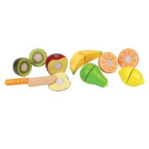 Hape - Juguetónamente Delicioso - Fruta Fresca - Set De Jueg