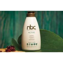 Shampoo Para Hombres Active Nbc 300 Ml Anti Caida