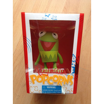 Disney Vinylmation Popcorns Kermit Frog Rana René Muppets