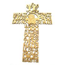 Cruz Jesus 30cm Recuerdo Bautizo, Primera Comunion, Regalo