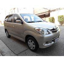 Toyota Avanza Automatica 2009 Fac.agencia Impecable 81 Milkm
