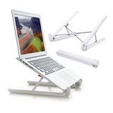 Base Soporte Stand Para Laptop Mac Plegable Ajustable Enfriador Ergonomico Portatil Inclinacion