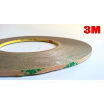 Cinta 3m Doble Cara 4mm X 55m P Celulares Auténtica