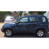 Chevrolet Tracker 5p C 4x4 Cd (suv) A/a Ee 2007