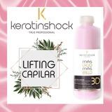 Lifting Capilar Keratinshock 250 Ml - Botox Capilar Único