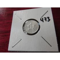#473 Moneda Del Mundo Cuba Un Centavo 1981