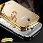 Bumper Aluminio + Protector Espejo Samsung Galaxy Note 2