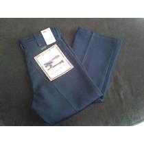 Pantalón Poliéster Wrangler82nv Hombre Vestir Casual Vaquero
