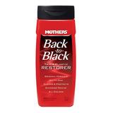 Restaurador De Plasticos Facias Molduras Negras Renovador