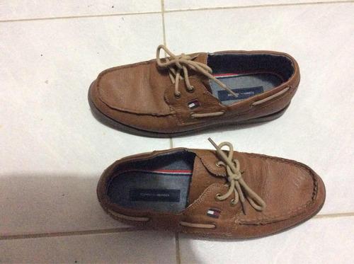 Zapatos Tommy Hilfiger  6.5-7 Mex N-polo Náutica Lacoste 018169d8e4