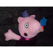 Peluche De Peppa Pig Hada Cars Chavo Olaf Winney Barney
