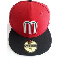 c19fa4127807a Gorra Mexico Clasico Mundial New Era Original Roja negro en venta en ...