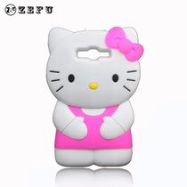 Funda 3d Hello Kitty Samsung Galaxy Grand Prime + Cristal