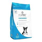 Alimento Nupec Nutrición Científica Perro Cachorro Raza Mediana/grande Mix 20kg