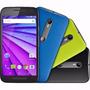 Moto G 3 Tercera Gen 2015 Liberado 16gb + 32gb Sd Dual Sim