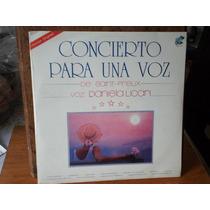 Daniela Licari. Concierto Para Una Voz. Lp.