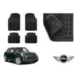 Kit Tapetes De Uso Rudo Mini Cooper 2020 Rubber Black Origin