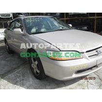 Honda Accord 98-00 3.0 Vtec Autopartes Refacciones Yonkeado