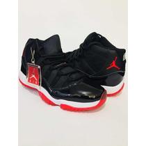 f29d5960719 Tenis Nike Air Jordan Retro 11 Bred Envío Inmediato Y Gratis en ...