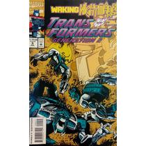 Transformers # 9 Marvel Comics Idioma Ingles
