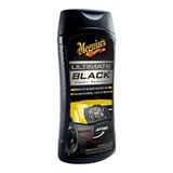 G-15812 Meguiars Ultimate Black Restorer, Restaura Plasticos