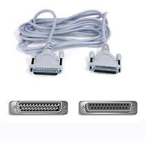 Cable Belkin Para Impresora Serial Db25m-db25h F2j044m10