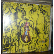 El Ritual Lp Serie Hot Rock Rock Mexicano