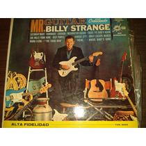 Disco Acetato De Mr. Billy Strange