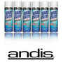 6 Aceites Pack De Andis Cool Care 5 En 1 15oz 439g