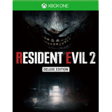 Resident Evil 2: Deluxe Edition |  Xbox One | Online