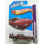 Hot Wheels '69 Dodge Charger Daytona Guinda1:64 200/250 2013
