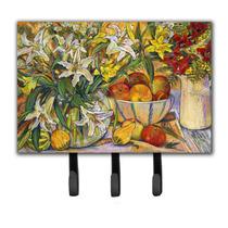 Frutas, Flores Y Verduras Correa O Titular De La Clave Dnd02