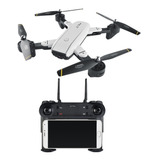 Dron Cuadricóptero A Control Remoto Sg700 Con Cámara 0.3mp