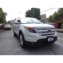 Ford Explorer 5p Limited V6 4x4 4wd Doble A/ac Dvd