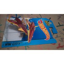 Hot Wheels Secret Treasure Hunt Avión Poison Arrow Lyly Toys