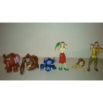 Figuras Tarzan Disney Bimbo