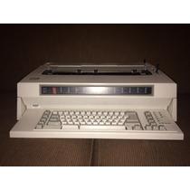 Maquina De Escribir Eléctrica Ibm Wheelwriter 1500