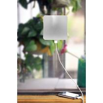 Cargador Solar Portatil Innovador Energia Limpia Solar 5200m