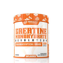 Muscle Sport - Monohydrate Creatine - 300 Grs